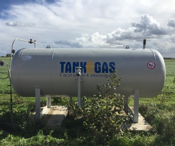 Propaangas Prijs Nederland Tankgas